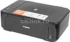 МФУ струйный CANON PIXMA MG3640, A4, цветной, струйный, черный [0515c007]