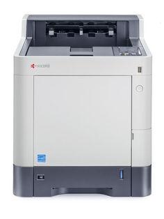 Принтер лазерный KYOCERA Ecosys P6035CDN лазерный, цвет: белый [1102ns3nl0]