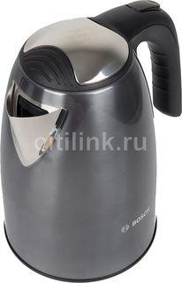 Чайник электрический BOSCH TWK7805, 2200Вт, черный