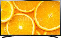 "LED телевизор SAMSUNG UE48J5200AUXRU ""R"", 48"", FULL HD (1080p), черный"