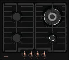 Варочная панель GORENJE Infinity GW6NINB, независимая, черный