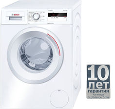 Стиральная машина BOSCH WAN20060OE, фронтальная загрузка, белый