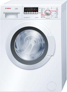 Стиральная машина BOSCH WLG20261OE, фронтальная загрузка, белый