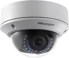 Видеокамера IP HIKVISION DS-2CD2722FWD-IS, 2.8 - 12 мм, белый