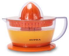 Соковыжималка SUPRA JES-1027, цитрусовая, оранжевый [7059]