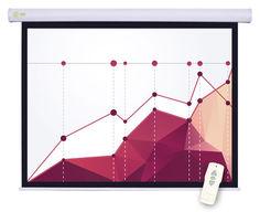 Экран CACTUS Motoscreen CS-PSM-183x244, 244х183 см, 4:3, настенно-потолочный