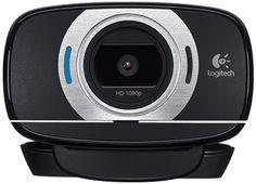 Web-камера LOGITECH HD C615, черный [960-001056]