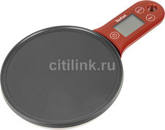 Весы кухонные TEFAL BC2530V0, красный/черный