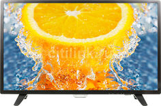 "LED телевизор PHILIPS 32PHT4001/60 ""R"", 32"", HD READY (720p), черный"