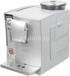 Кофемашина BOSCH TES51521RW, серебристый