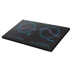 Электрическая плита ENDEVER IP-34, закаленное стекло, индукционная, черный [80039]