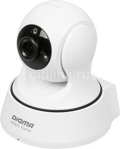 Видеокамера IP DIGMA DiVision 200, 2.8 мм, белый