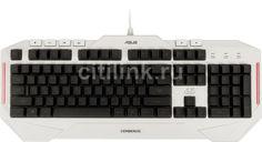 Клавиатура ASUS Cerberus Arctic, USB, белый [90yh00v1-b2ra00]
