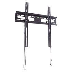 """Кронштейн для телевизора Kromax FLAT-3 черный 22""""-65"""" макс.55кг настенный фиксированный [26009]"""