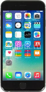 Смартфон APPLE iPhone 6s 32Gb, MN0W2RU/A, серый