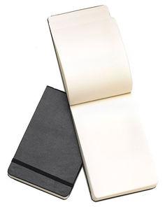 Блокнот Moleskine REPORTER 130х210мм 240стр. нелинованный твердая обложка фиксирующая резинка черный [qp518]