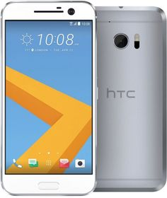 Смартфон HTC 10 Lifestyle серебристый