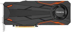 Видеокарта GIGABYTE nVidia GeForce GTX 1080 , GV-N1080TTOC-8GD, 8Гб, GDDR5X, OC, Ret