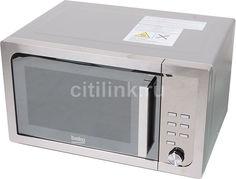 Микроволновая печь BEKO MGF23210X, серебристый