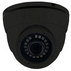 Камера видеонаблюдения GINZZU HAD-2035O, 3.6 мм, черный