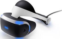 Очки виртуальной реальности SONY PlayStation VR CUH-ZVR1, черный/серебристый [ps719844457]