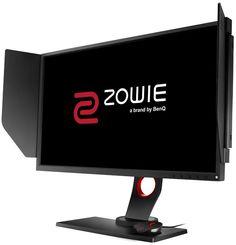 """Монитор ЖК BENQ Zowie XL2540 25"""", серый [9h.lfnlb.qbe]"""