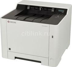 Принтер лазерный KYOCERA Color P5021cdn лазерный, цвет: белый [1102rf3nl0]