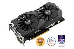 Видеокарта ASUS nVidia GeForce GTX 1050 , STRIX-GTX1050-2G-GAMING, 2Гб, GDDR5, Ret