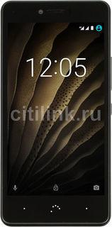 Смартфон BQ Aquaris 16Gb, U Lite, темно-серый