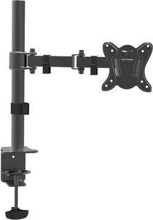 """Кронштейн для мониторов Arm Media LCD-T12 черный 15""""-32"""" макс.12кг настольный поворот и наклон верт. [10153]"""