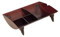Органайзер настольный Silwerhof 560044-48 UNIVERSUM коричневый тонир.