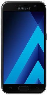 Смартфон SAMSUNG Galaxy A3 (2017) SM-A320F, черный