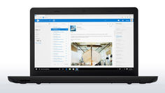 "Ноутбук LENOVO ThinkPad Edge 570, 15.6"", Intel Core i3 6006U 2.0ГГц, 4Гб, 500Гб, Intel HD Graphics 520, DVD-RW, Free DOS, 20H5S00400, черный/серебристый"