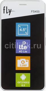 Смартфон FLY Nimbus 11 FS455, белый
