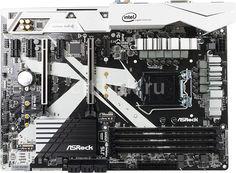 Материнская плата ASROCK Z270 KILLER SLI, LGA 1151, Intel Z270, ATX, Ret