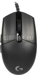 Мышь LOGITECH G102 Prodigy оптическая проводная USB, черный [910-004939]