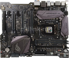 Материнская плата ASUS MAXIMUS IX APEX, LGA 1151, Intel Z270, ATX, Ret