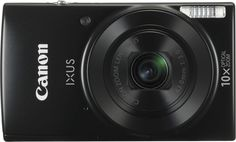 Цифровой фотоаппарат CANON IXUS 190, черный