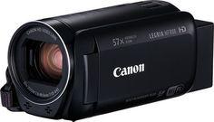 Видеокамера CANON Legria HF R88, черный, Flash [1959c002]