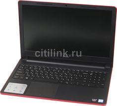 """Ноутбук DELL Vostro 3568, 15.6"""", Intel Core i5 7200U 2.5ГГц, 4Гб, 1000Гб, AMD Radeon R5 M420X - 2048 Мб, DVD-RW, Linux, 3568-7582, красный"""