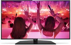 """LED телевизор PHILIPS 43PFT5301/60 """"R"""", 43"""", FULL HD (1080p), черный"""