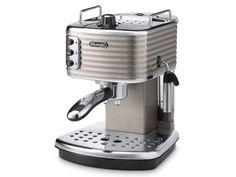 Кофеварка DELONGHI ECZ351.BG, эспрессо, бежевый / серебристый [0132103100] Delonghi