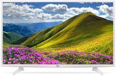 """LED телевизор LG 43LJ519V """"R"""", 43"""", FULL HD (1080p), белый"""