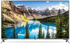 "LED телевизор LG 43UJ651V ""R"", 43"", Ultra HD 4K (2160p), серебристый"