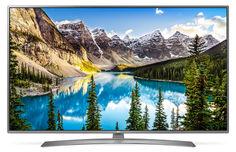 """LED телевизор LG 43UJ670V """"R"""", 43"""", Ultra HD 4K (2160p), титан"""