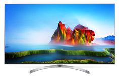 "LED телевизор LG 55SJ810V ""R"", 55"", Ultra HD 4K (2160p), серебристый"
