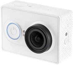 Экшн-камера XIAOMI YI Basic Edition Full HD 1080p, WiFi, белый