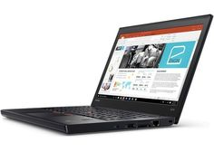 "Ноутбук LENOVO ThinkPad X270, 12.5"", Intel Core i3 7100U 2.4ГГц, 4Гб, 180Гб SSD, Intel HD Graphics 620, Windows 10 Professional, 20HN0065RT, черный"