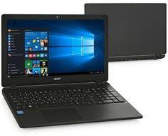 """Ноутбук ACER Extensa EX2540-524C, 15.6"""", Intel Core i5 7200U 2.5ГГц, 4Гб, 2Тб, Intel HD Graphics 620, DVD-RW, Linux, NX.EFHER.002, черный"""