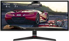 """Монитор ЖК LG Gaming 29UM69G-B 29"""", черный [29um69g-b.aruz]"""